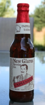Unplugged Imperial Saison - New Glarus Brewing Company