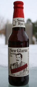 Unplugged Smoked Rye Ale - New Glarus Brewing Company