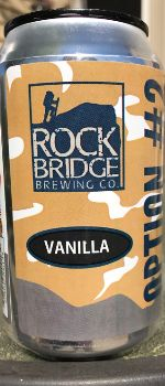 Vanilla Option #2 - Rock Bridge Brewing Co