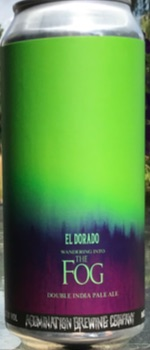 Wandering Into the Fog (El Dorado) - Abomination Brewing Company