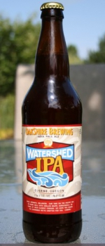 Watershed IPA - Oakshire Brewery