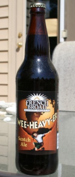 Wee-Heavy-er - French Broad Brewing Company