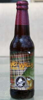 Wet Willy Scotch Ale - New England Brewing Company