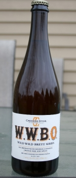 Wild Wild Brett Orange - Crooked Stave Artisan Beer Project