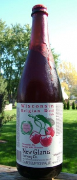 Wisconsin Belgian Red - New Glarus Brewing Company
