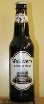Wolaver's Oatmeal Stout - Otter Creek Brewing - Wolaver's