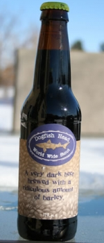 World Wide Stout - Dogfish Head Craft Brewed Ales