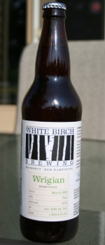 Wrigian - White Birch Brewing