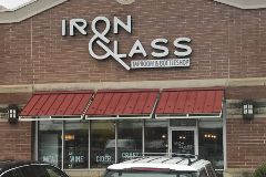 Iron & Glass