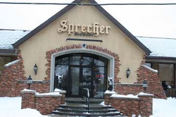 Sprecher Brewing Company